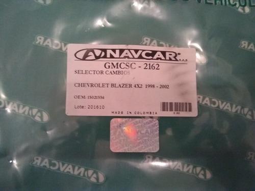 guaya selectora de cambios blazer vorteck 4x2 98 al 2003.