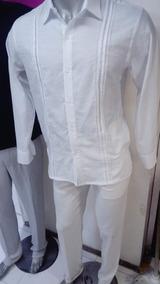 venta online liberar información sobre ropa deportiva de alto rendimiento Guayabera Hombre Talla Xl
