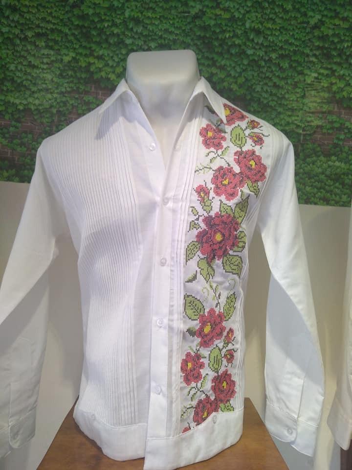 e07cf093 guayaberas elegantes desde yucatan, tekit camisa de vestir. Cargando zoom.