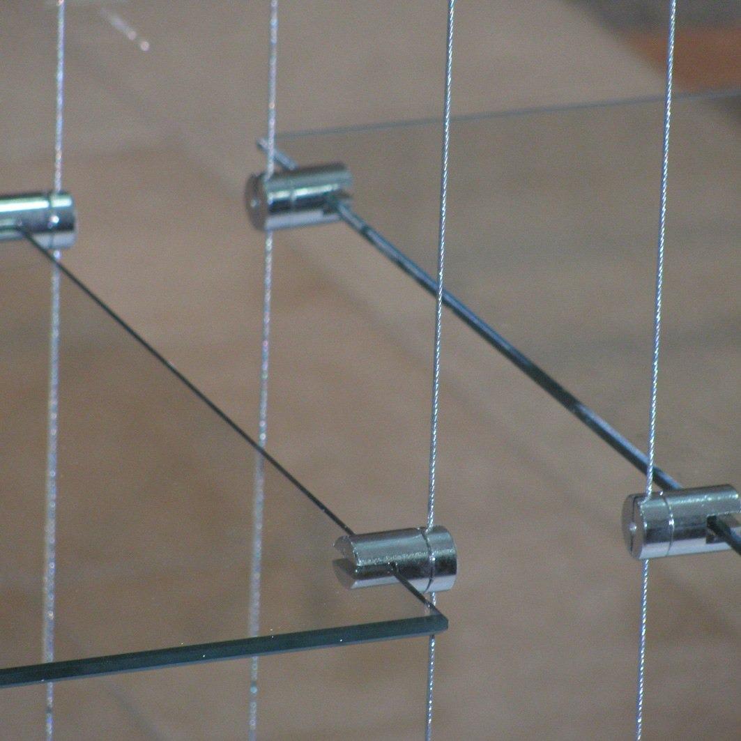 Guayas repisas de vidrios y acrilico piso techo - Puertas de piso a techo ...