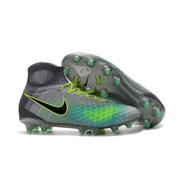 9b991fbdaf Guayo Nike Magista Obra 2- Mercurial- Gris Para Niño -   233.116 en ...