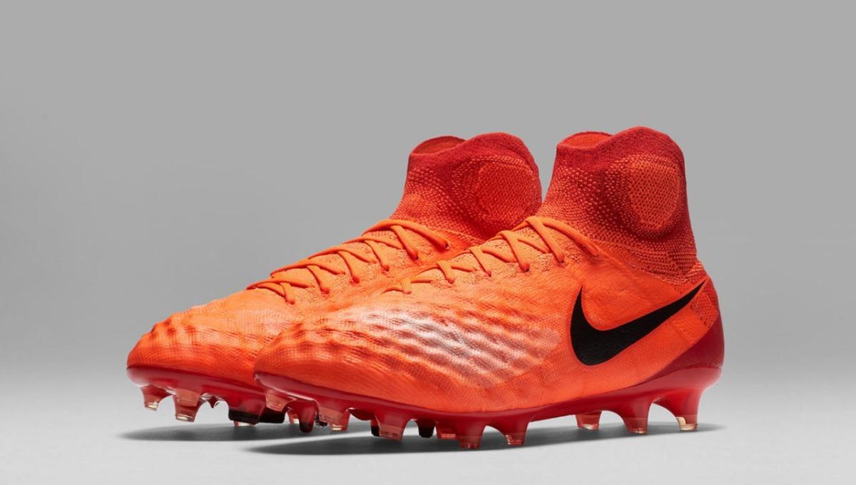 d9a31beee9 Guayo Nike Magista Obra 2- Mercurial- Naranja -para Niño -   219.900 ...