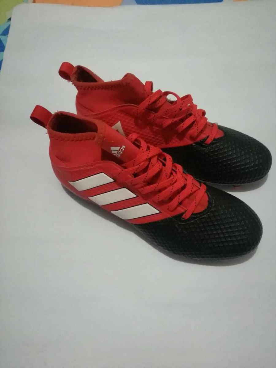 Descuidado simbólico pureza  Guayos adidas Ace 17.3 Rojos - $ 249.900 en Mercado Libre