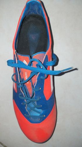 guayos adidas adizero f50  sg( taches de aluminio)