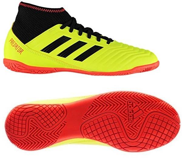 2dca7f351ff0e Guayos adidas Zapatillas Futbol Sala Indoor Original Niños ...