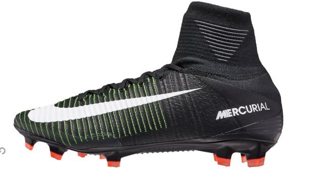 3237f76512648 Guayos Nike Mercurial Superfly V Para Futbol -   285.000 en Mercado ...
