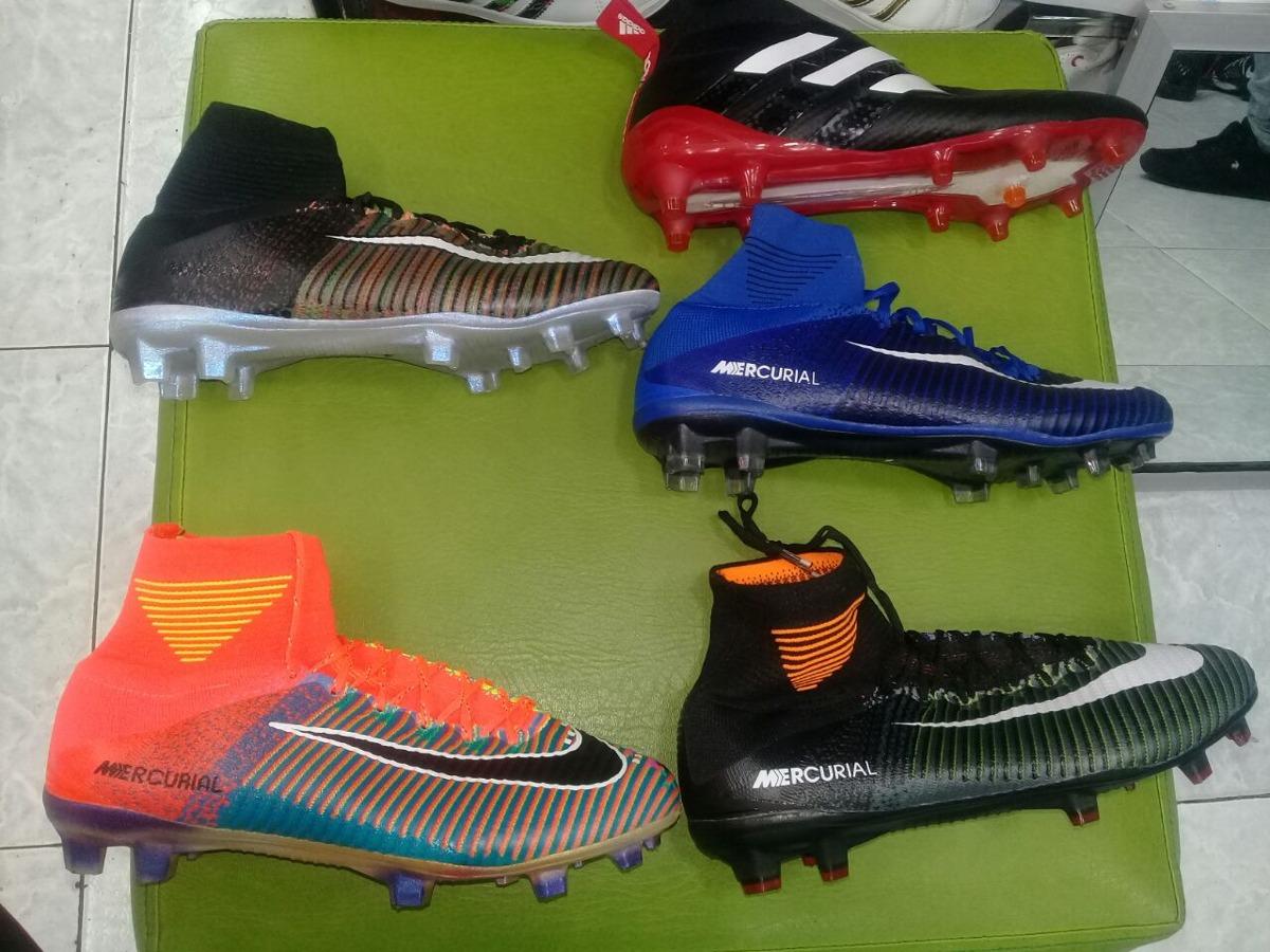 Guayos Nike Mercurial -   164.900 en Mercado Libre f7fedc37ea55d