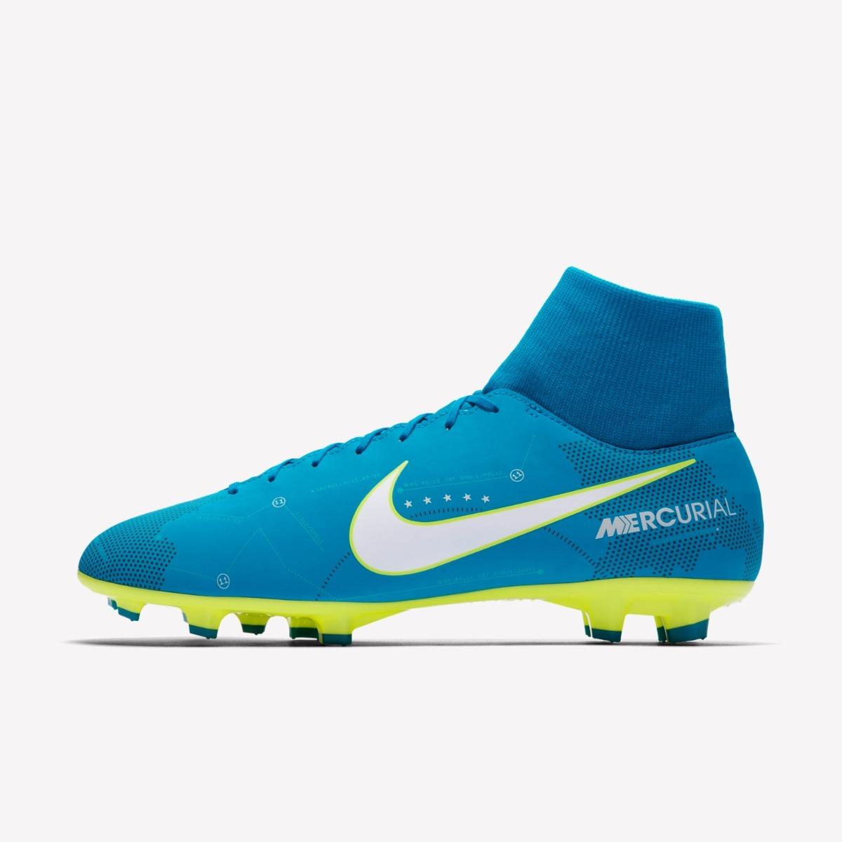 quality design 00bfd 15ea9 guayos nike mercurial neymar bota fútbol victory fg - new. Cargando zoom.