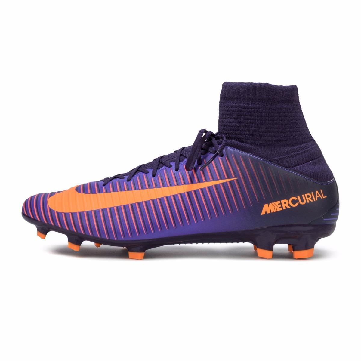 6cc21af78e0ba Guayos Nike Mercurial Superfly V Futbol Cesped -   290.000 en ...