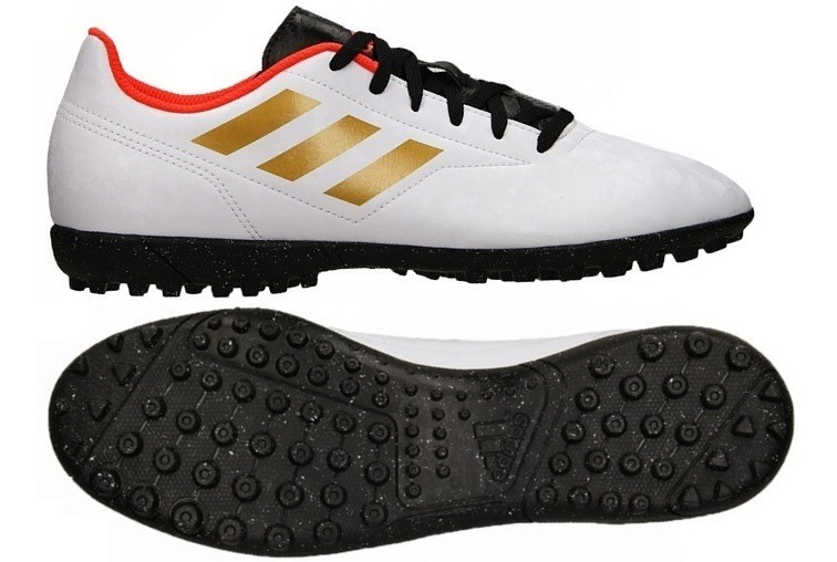 Múltiple necesario cilindro  Adidas Conquisto II TF DB0535 Shoes Men Adult White Cleats Boots Soccer US  8 | eBay