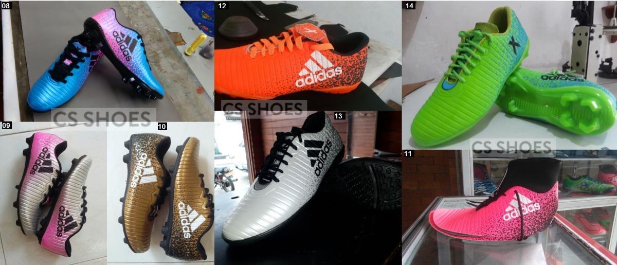 Guayos Y Zapatillas Microfutbol, Futsal Y Sintética adidas