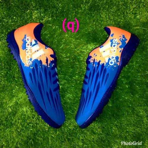 guayos zapatillas sintetica y grama natural