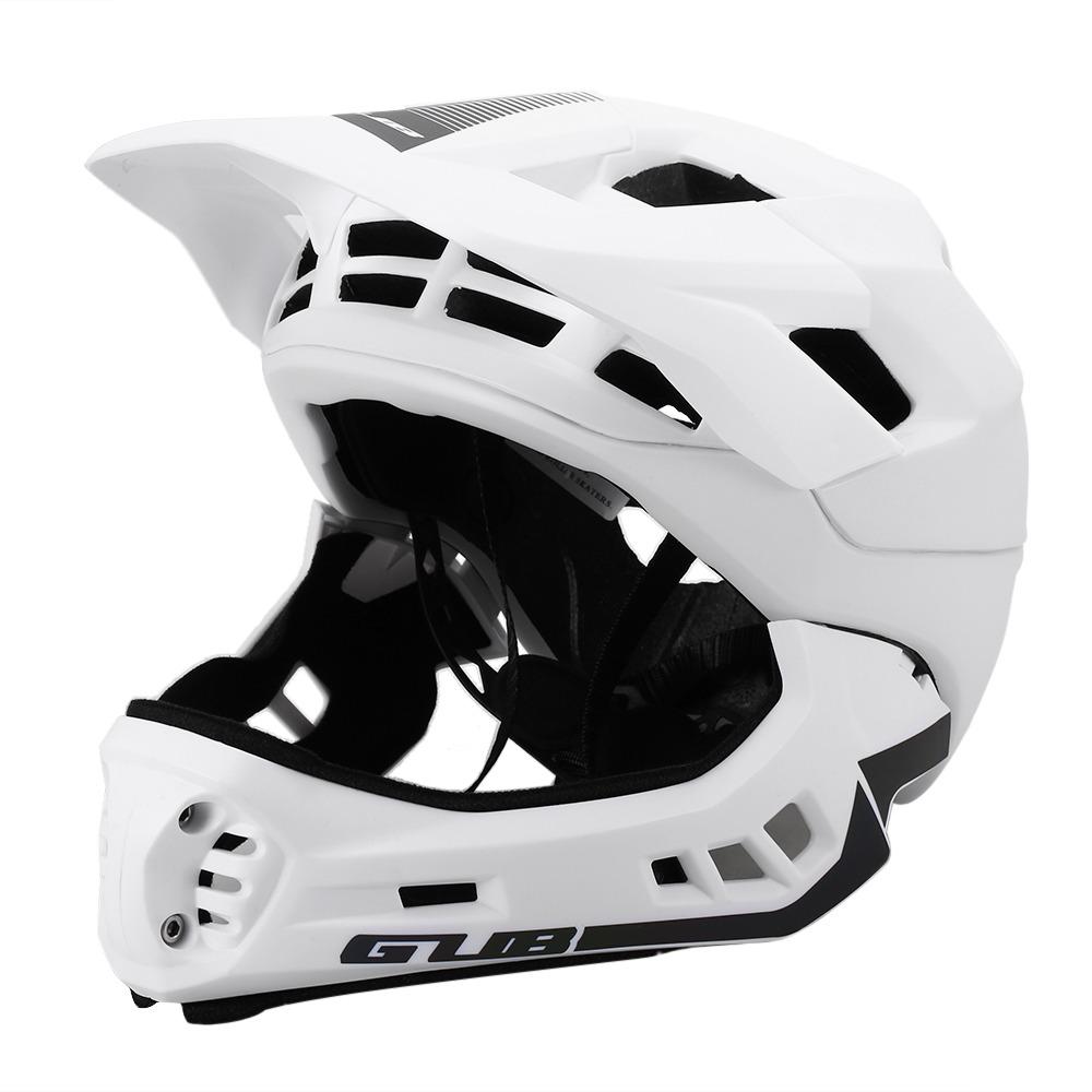 b1f6e68712f81 gub desmontable completo cara casco para niño ciclismo. Cargando zoom.