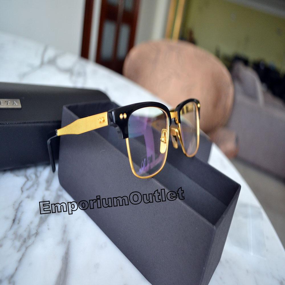 18342e8245f26 ... Oculos De Grau Dita Gucci Versace Armação Titanio Ouro 18k - R 549 .
