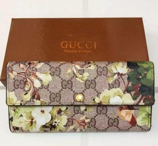 e7d9cc0fc Gucci Billetera Mujer De Marca Importada Moda Fashion - S/ 150,00 en  Mercado Libre