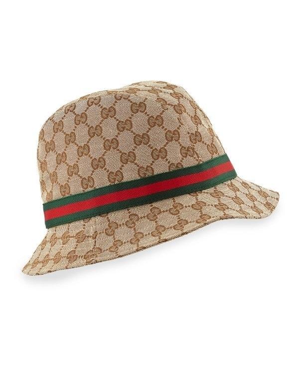 Gucci Chapéu - R  3.090 67e54432099
