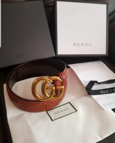 51a386e18 Cinturon Gucci Original Hombre - Cinturones Gucci en Mercado Libre ...