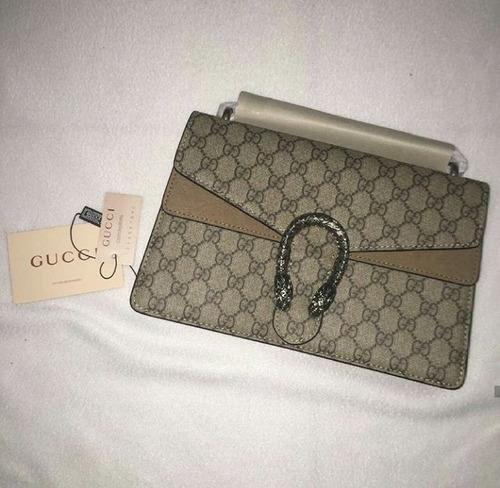 Bolsa Da Gucci Linha Premium 100% Couro!! - R  750,00 em Mercado Livre 1bf6938bfa