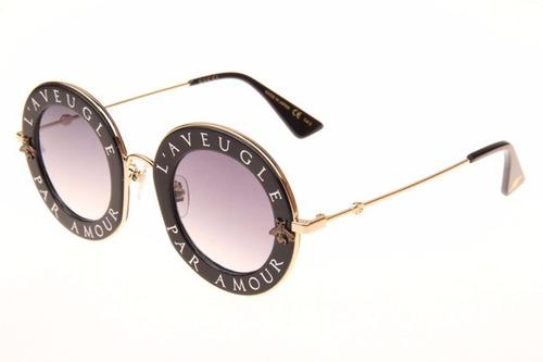 gucci òculos de sol (original)