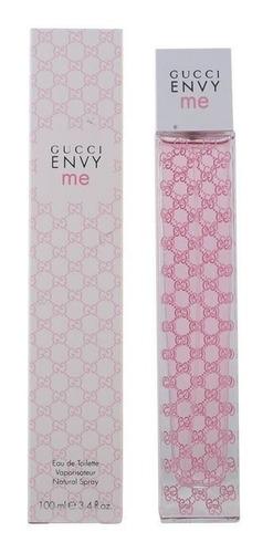 gucci envy ( me ) 100ml edt c/caja cerrada celofan  dama