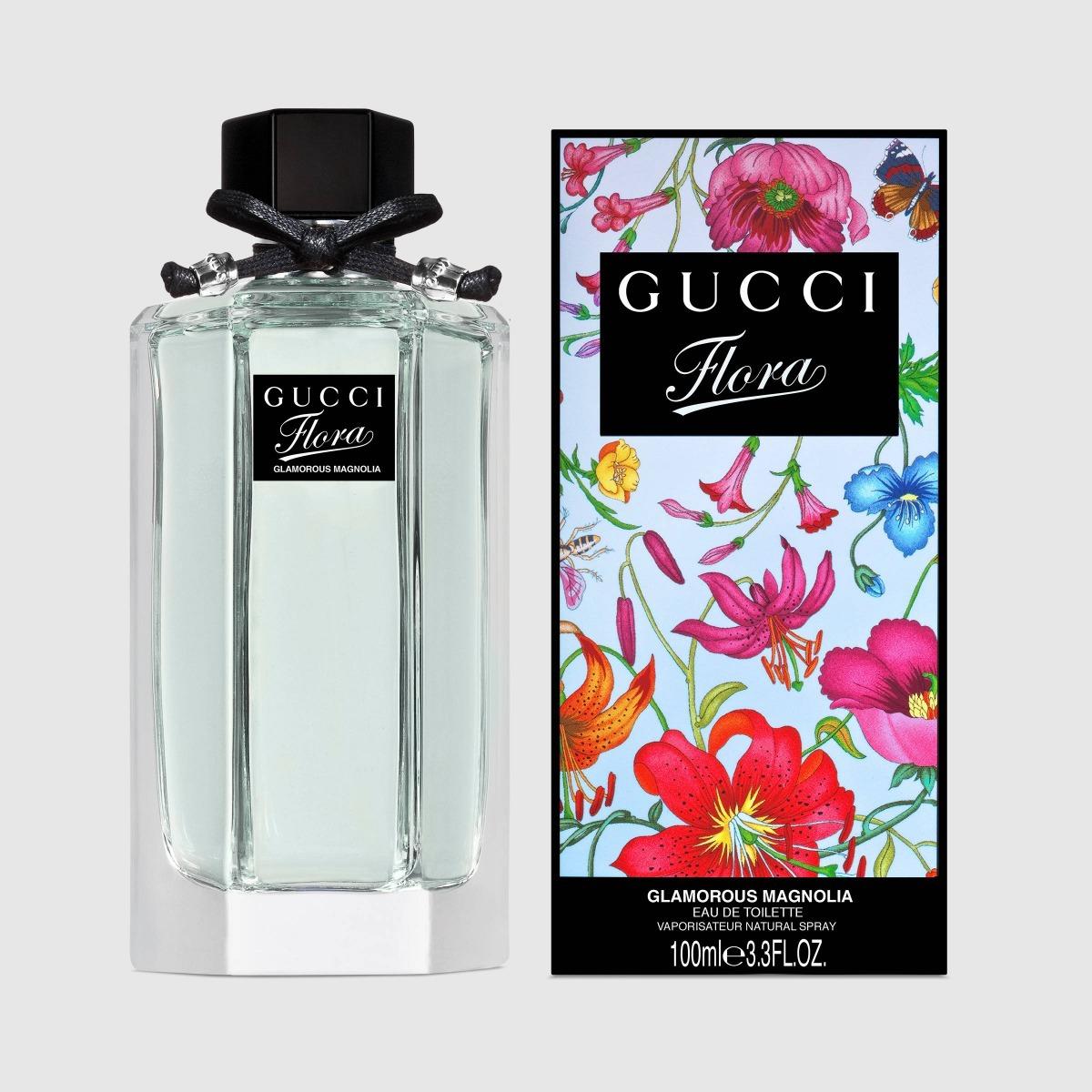 71412f0ed Perfume Flora By Gucci Glamorous Magnolia Feminino Edt 100m - R$ 419 ...