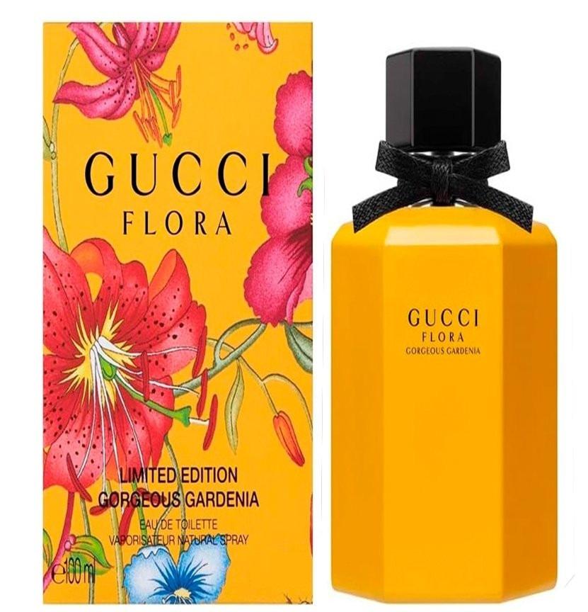45b81d4be Gucci Flora Edt Gorgeous Gardenia 100ml - $ 980.00 en Mercado Libre