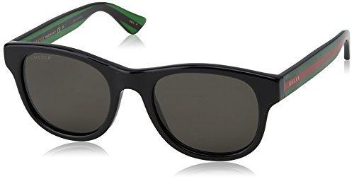 8235134d65 Gucci Gafas De Sol Wayfarer De Moda, Gg0003s, Talla Única ...