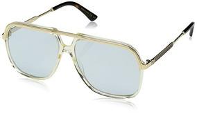 43e8eb8443 Gafas De Sol Gucci Piloto - Gafas De Sol en Mercado Libre Colombia