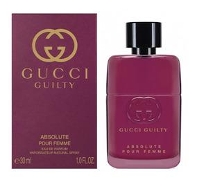 6abada4a9 Perfume Gucci Guilty Absolute - Belleza y Cuidado Personal en Mercado Libre  Argentina