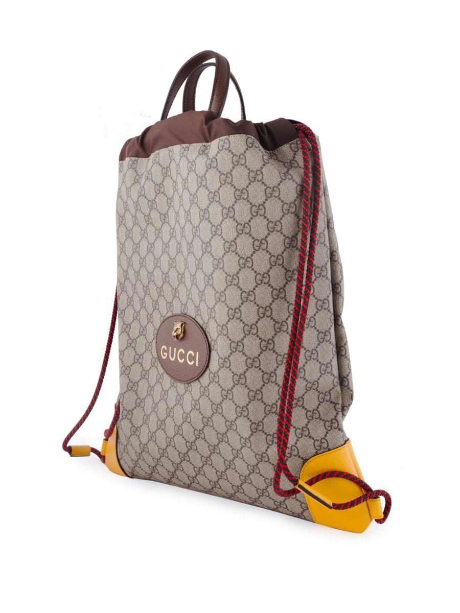 8ec802c9ef5d gucci hermoso bolso backpack 100% original. Cargando zoom.