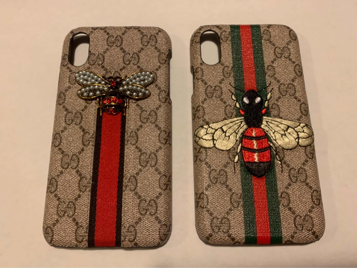 competitive price d8cf2 7fac5 Gucci iPhone Xr Fundas Protectores + Regalo !