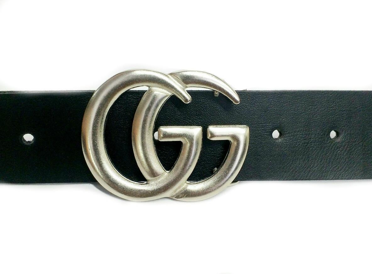 c960568318fcc Cinto Gucci Masculino De Couro Legítimo - R  98,00 em Mercado Livre