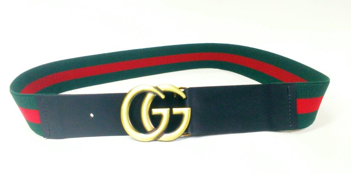c4f7065733c0d Cinto Gucci Listras Moda Grife Listrado - R  59