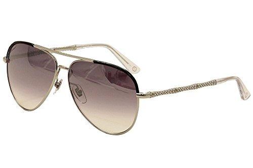 la mejor actitud 68af3 e00e5 Gucci Mujer Gg 4276ns Palladium Gafas De Sol