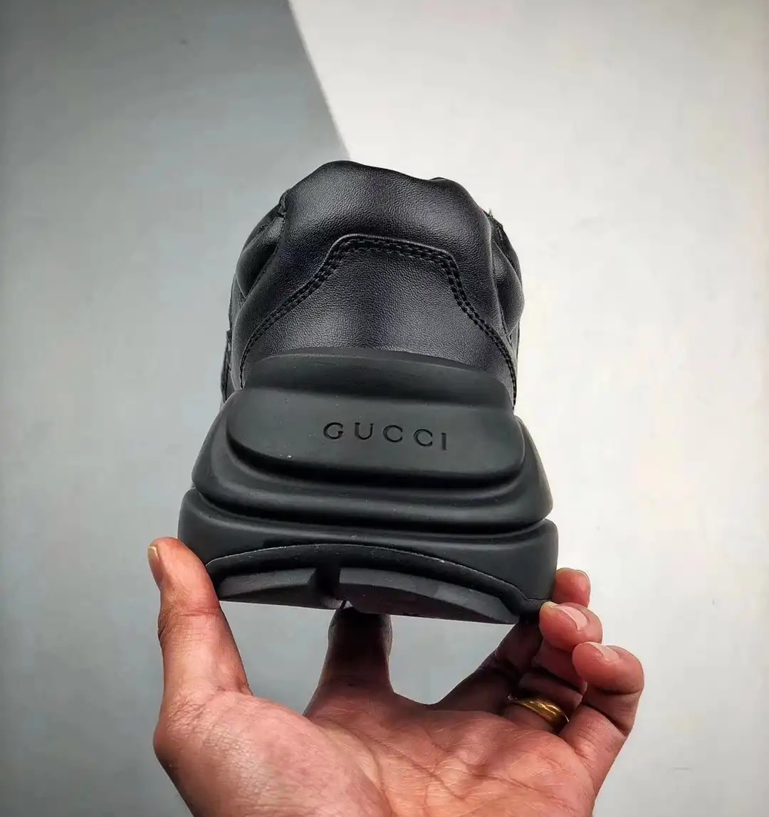 c46ac353653 gucci rhyton black puro 35 44 a pedido venta online. Cargando zoom.