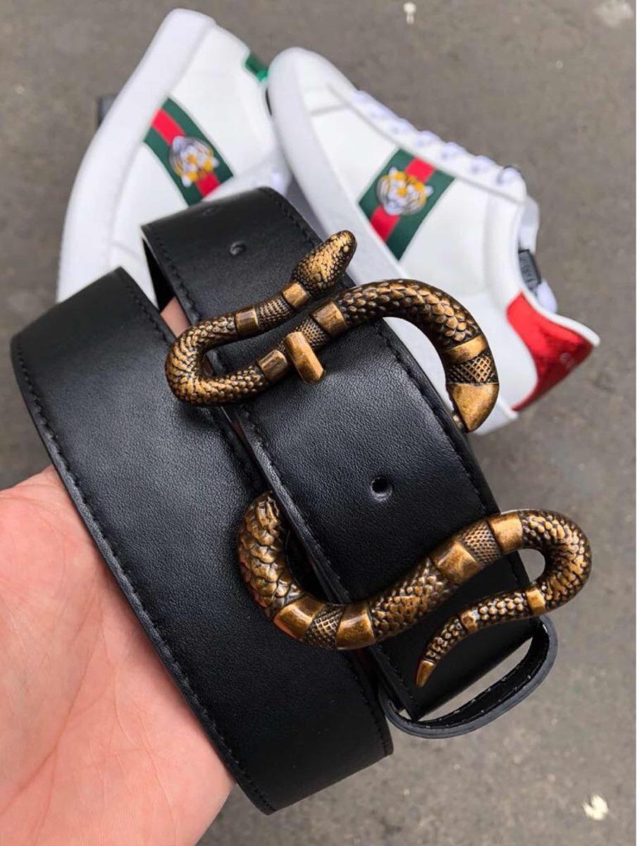 e63746b9d Gucci Snake Colletion Cinturón Gucci Correa - $ 65.000 en Mercado Libre