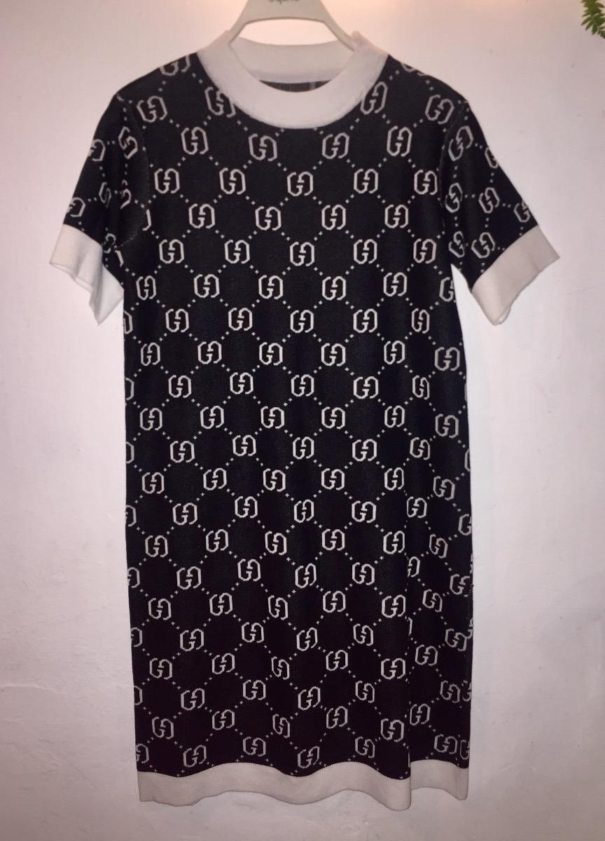 c0219d0c4 Gucci Vestido Negro Mujer...envío Gratis - $ 1,000.00 en Mercado Libre