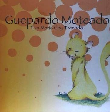 guepardo moteado(libro )