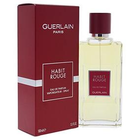 De Hombres Eau Parfum Spray Para 33 Onz Guerlain Rouge Habit PikXOTuZw