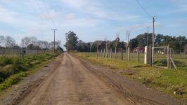 guernica: venta de lote - frente a country los paraisos