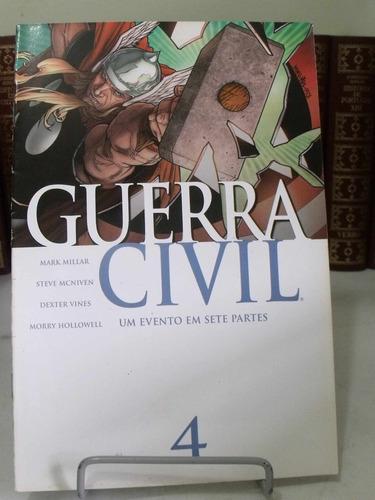 guerra civil um evento em sete partes - 4