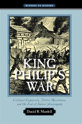 guerra del rey felipe: expansión colonial, resistencia
