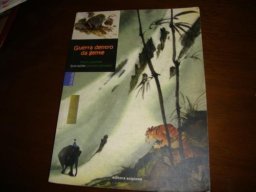 guerra dentro da gente paulo leminski - scipione - ano 2006