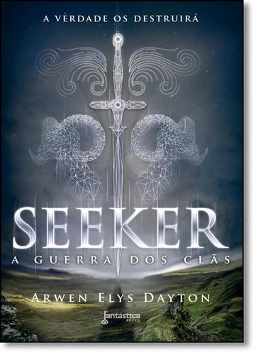 guerra dos clãs, a - vol.1 - série seeker