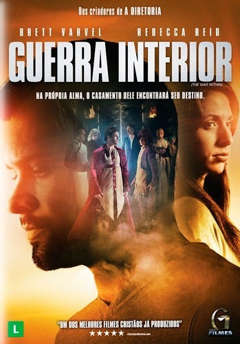 guerra interior dvd gospel lançamento graça filmes