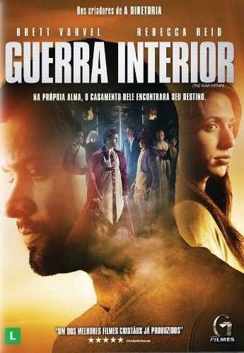 guerra interior dvd  graça filmes dos criadores  a diretoria