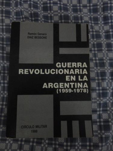guerra revolucionaria en argentina bessone círculo militar