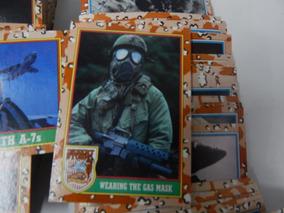 Avion Irak Desert Misil Dist0 Tanque Storm Guerra Tarjetas BoCderxW