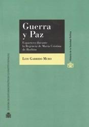 guerra y paz(libro historia contemporánea)