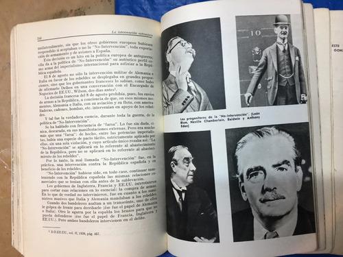 guerra y revolución en españa, 2 libros, ed progreso, 1967